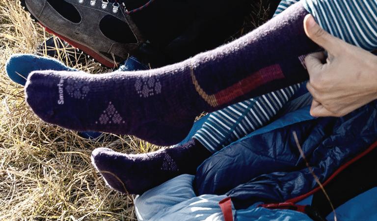 Socks for every adventure
