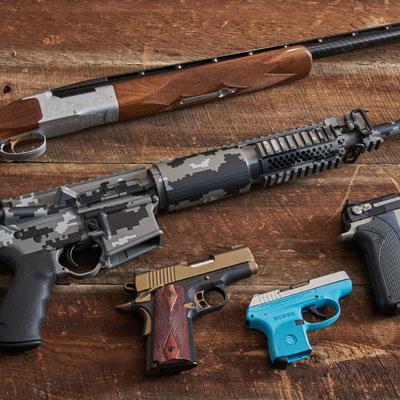 Gunsmithing - Applied Finishes