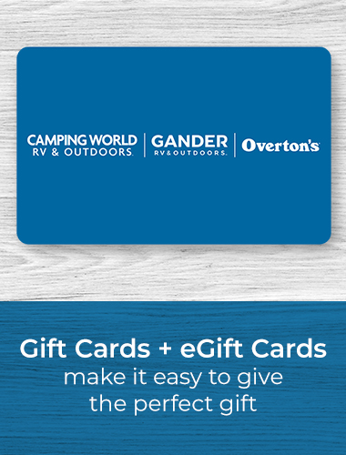 Gift Cards + eGift Cards - Make it easy to give the perfect gift