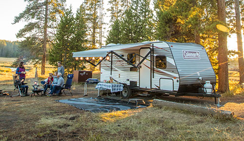Save up to 50% on RV Essentials