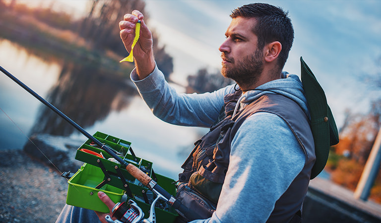 Save up to 30% on Tackle Boxes