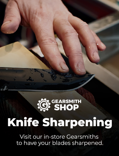 Knife Sharpening