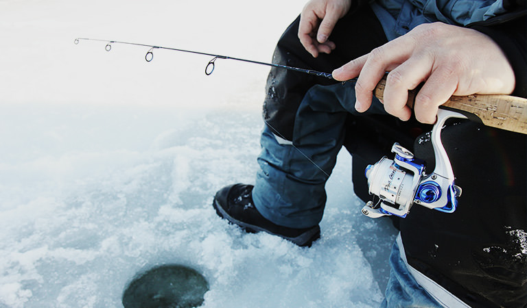 Save up to 25% on Select Ice Fishing Gear