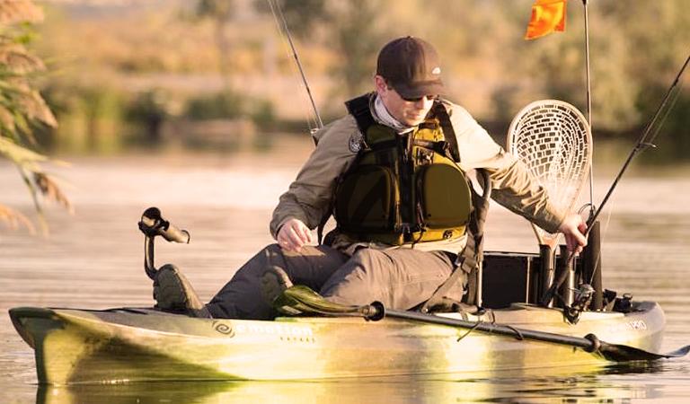 Save on paddling gear