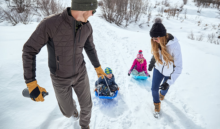 25% Off Sleds & Snow Tubes