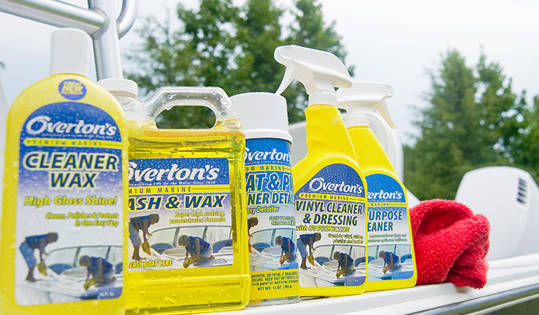 Save up to 40% on select cleaners & soaps