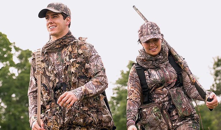 Save up to 50% on hunting apparel