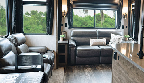 Make your RV like home with deals for inside your RV