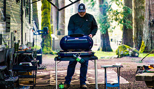 Save up to 40% on Grills & Accessories