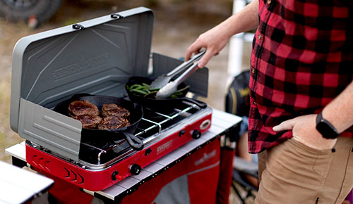 Save up to 50% on Outdoor Cooking, Processing & Coolers