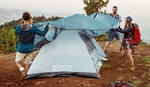 Clearance Camping
