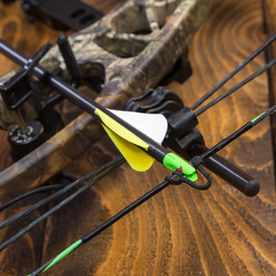 Archery - String & Cable Changes