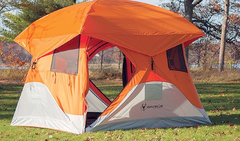 Save up to 25% on tents & canopies