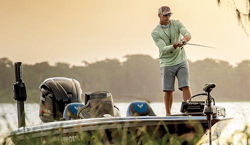 Up to $50 Rebate on Select Fishing Electronics