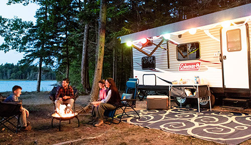 Everything you need to maintain your RV