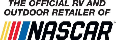 The official RV and outdoor retailer of NASCAR