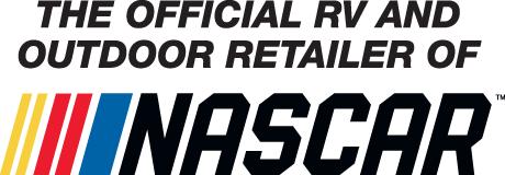 The official RV and outdoor retailer of NASCAR