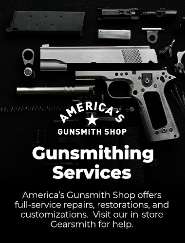 Gunsmithing Services