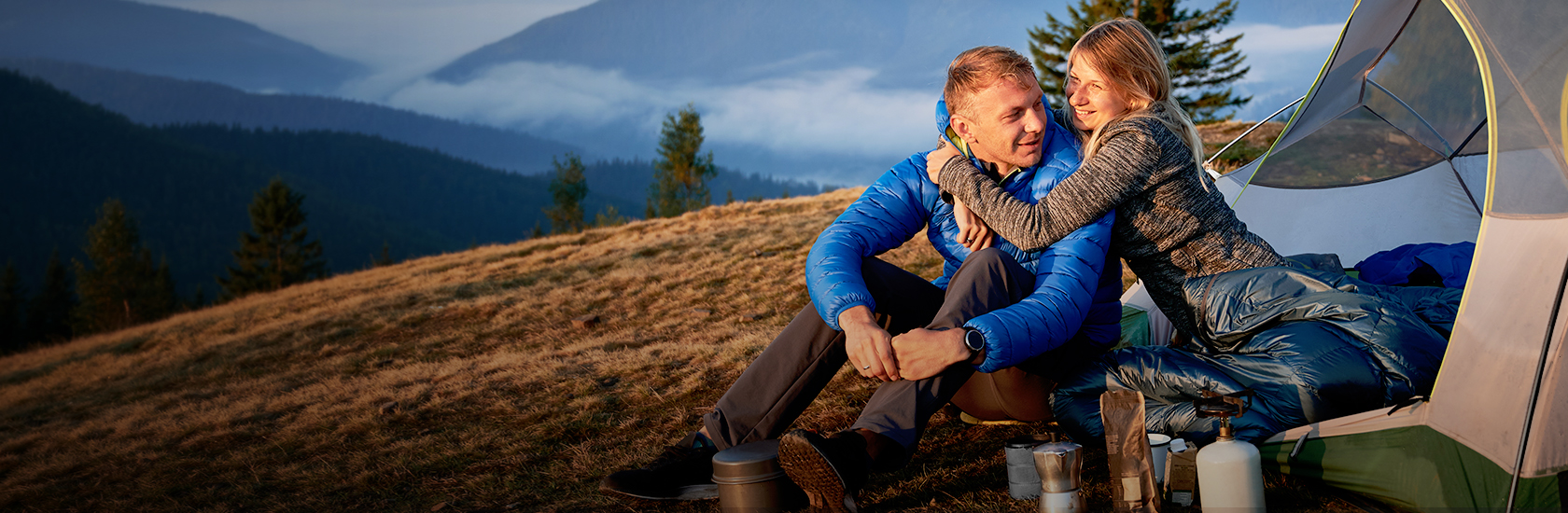 Save up to 40% on essentials to cozy up your campsite