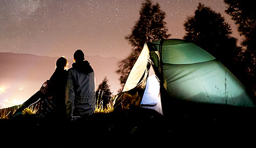 Save up to 40% on Tents, Sleeping Gear & Camp Accessories