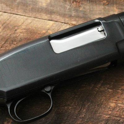 Gunsmithing - Bluing