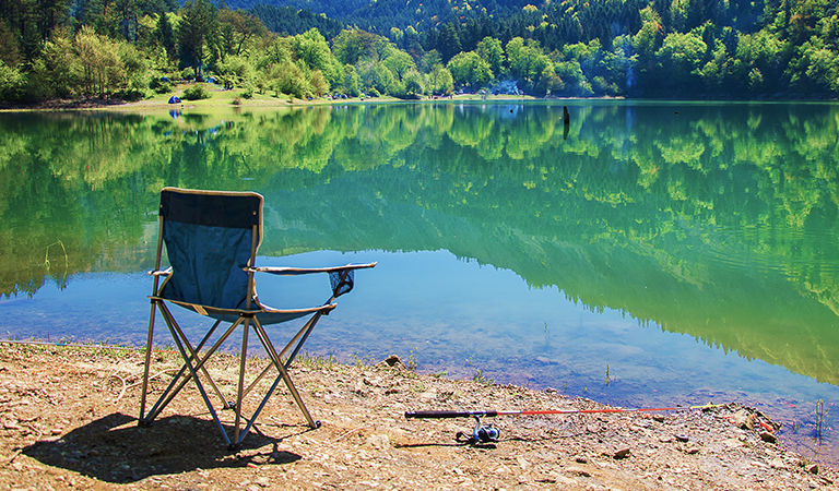 Save up to 50% on select camp chairs