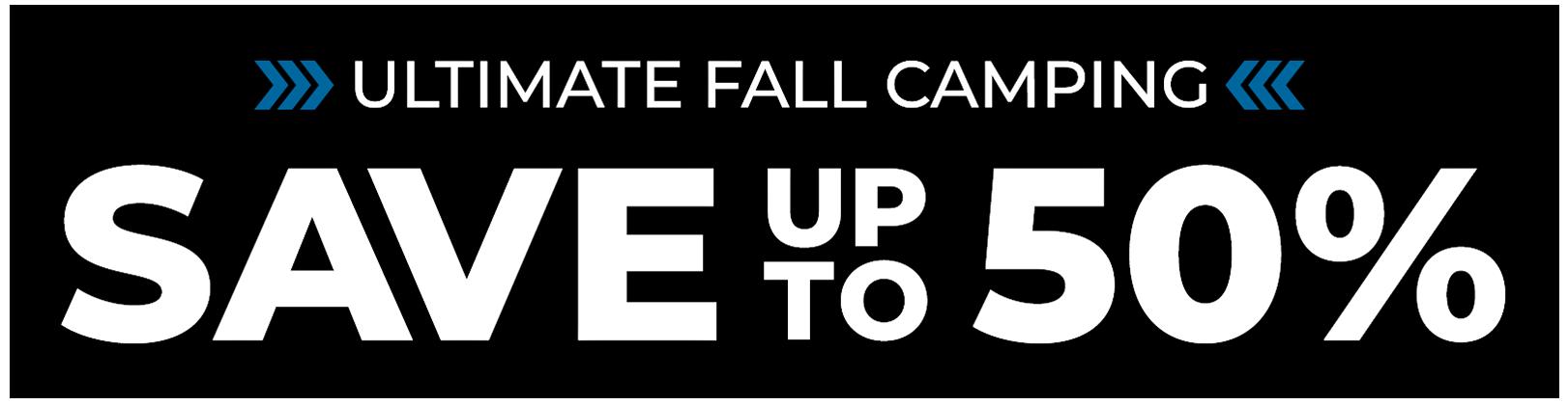 Ultimate Fall Camping