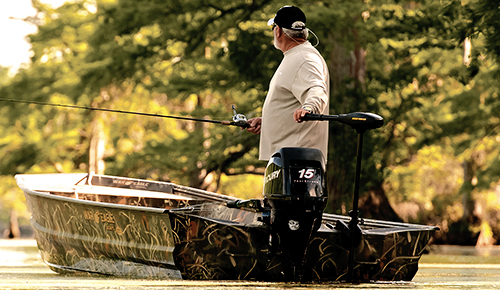 Save up to 60% on fishing & boating gear