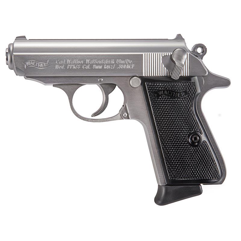 Walther PPK/S Handgun thumbnail
