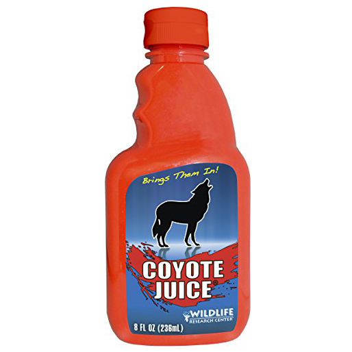 Wildlife Research Center Coyote Juice Coyote Scent Attractant thumbnail