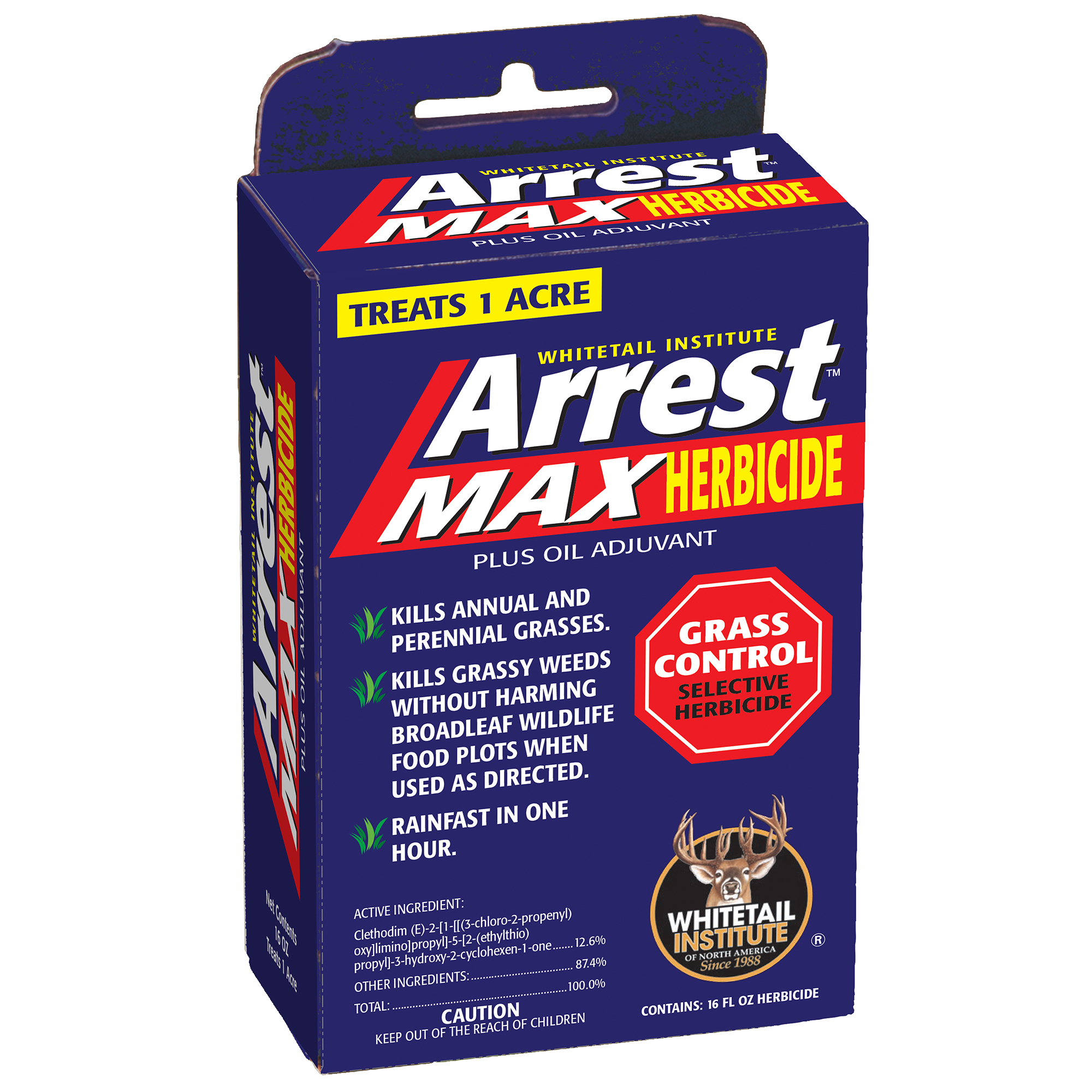 Whitetail Institute Arrest Max Herbicide thumbnail