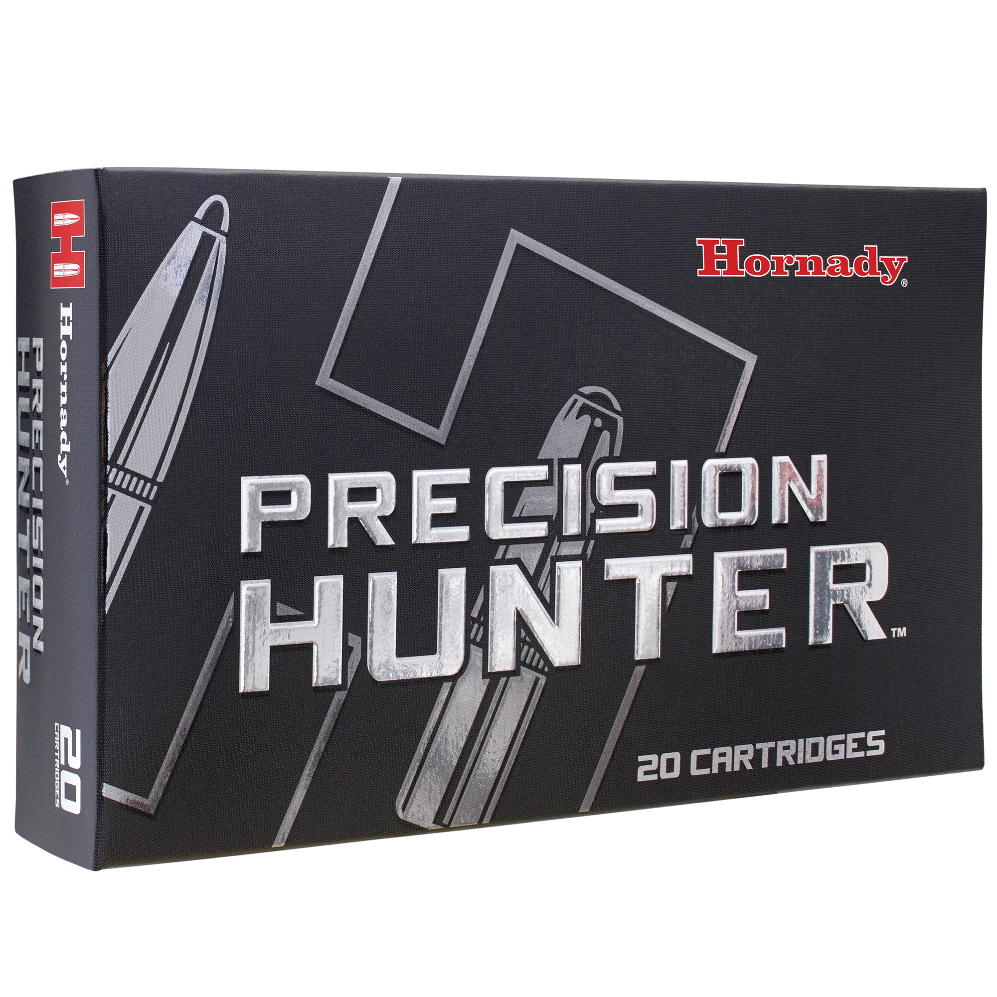 Hornady Precision Hunter Rifle Ammunition, .308 Win, 178-gr, ELD-X