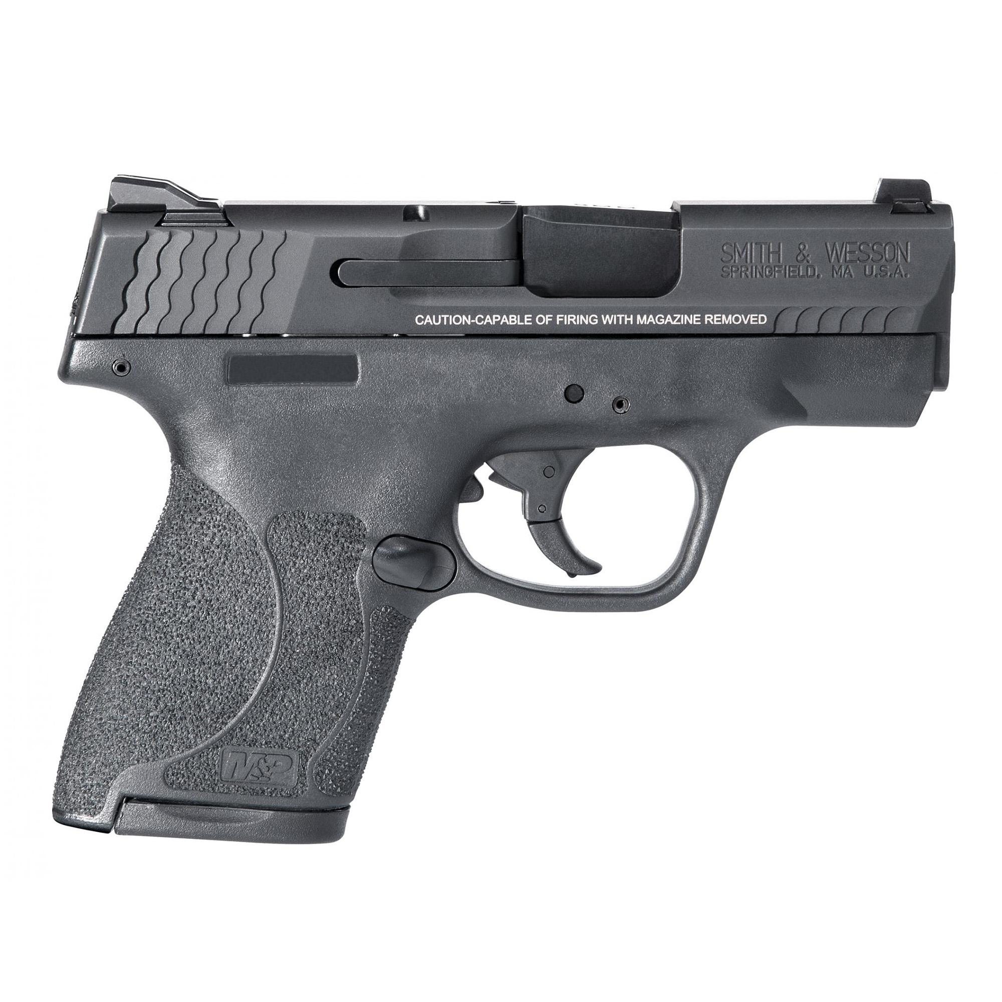 Smith & Wesson M & P9 Shield M2.0 Handgun, Manual Safety