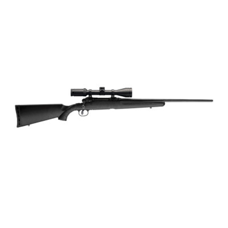 Savage Axis II XP Centerfire Rifle Package