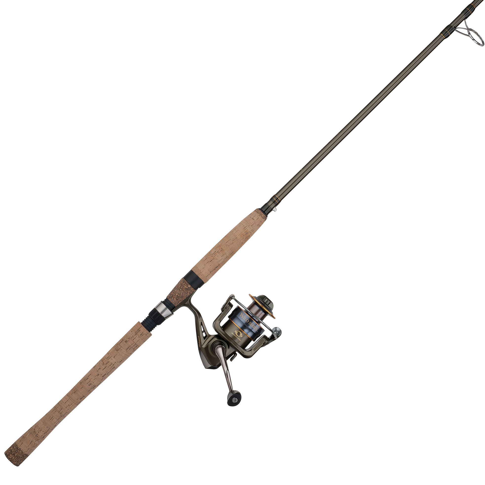 Shakespeare Wild Series Catfish Spinning Combo