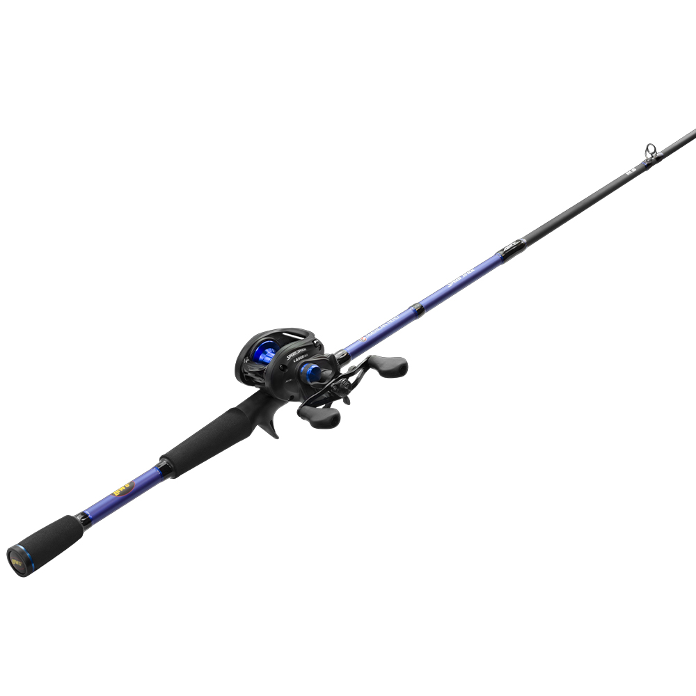 Lew's American Hero Baitcast Combo, 7'0″ Medium Heavy