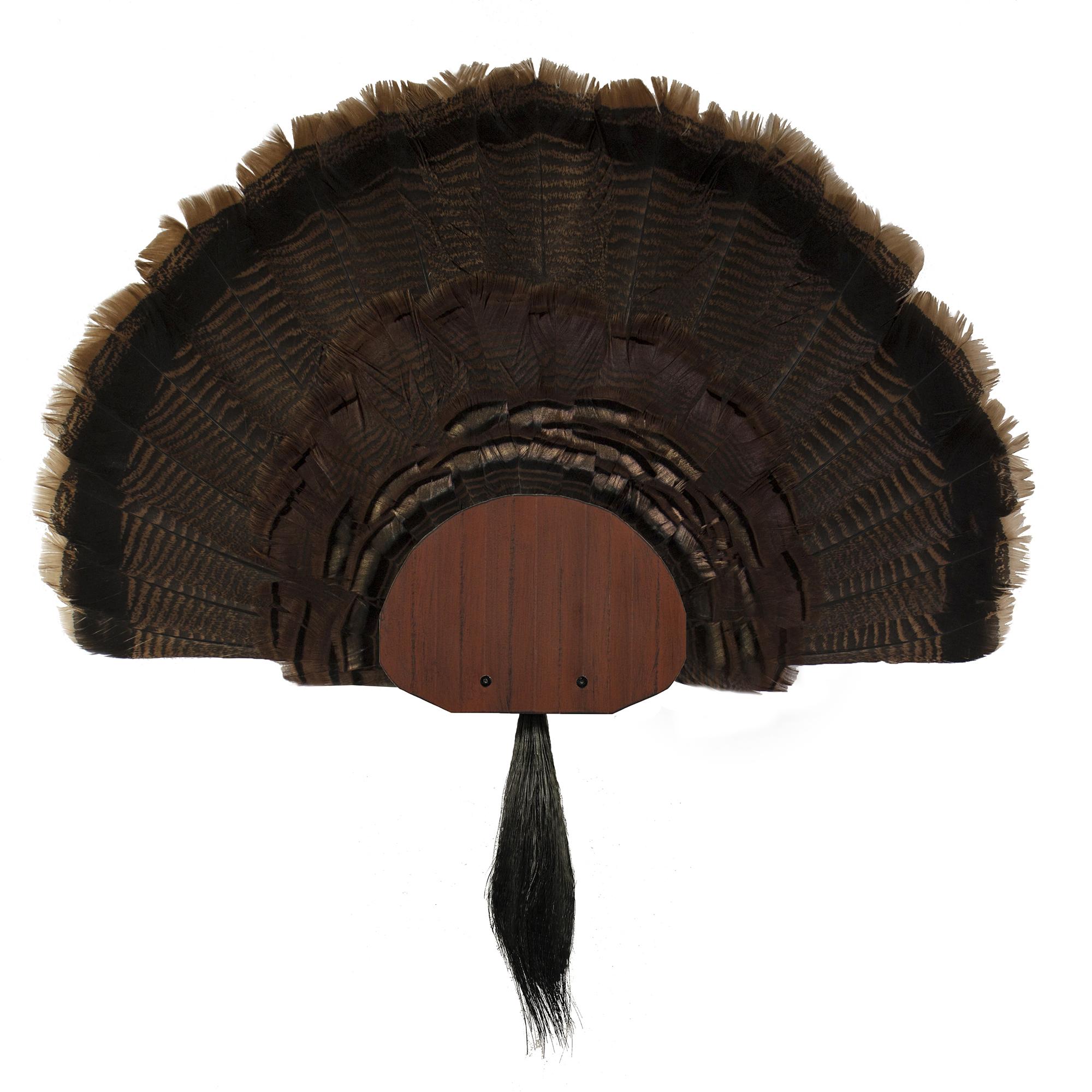 Walnut Hollow Metal Turkey Mounting Kit, Red