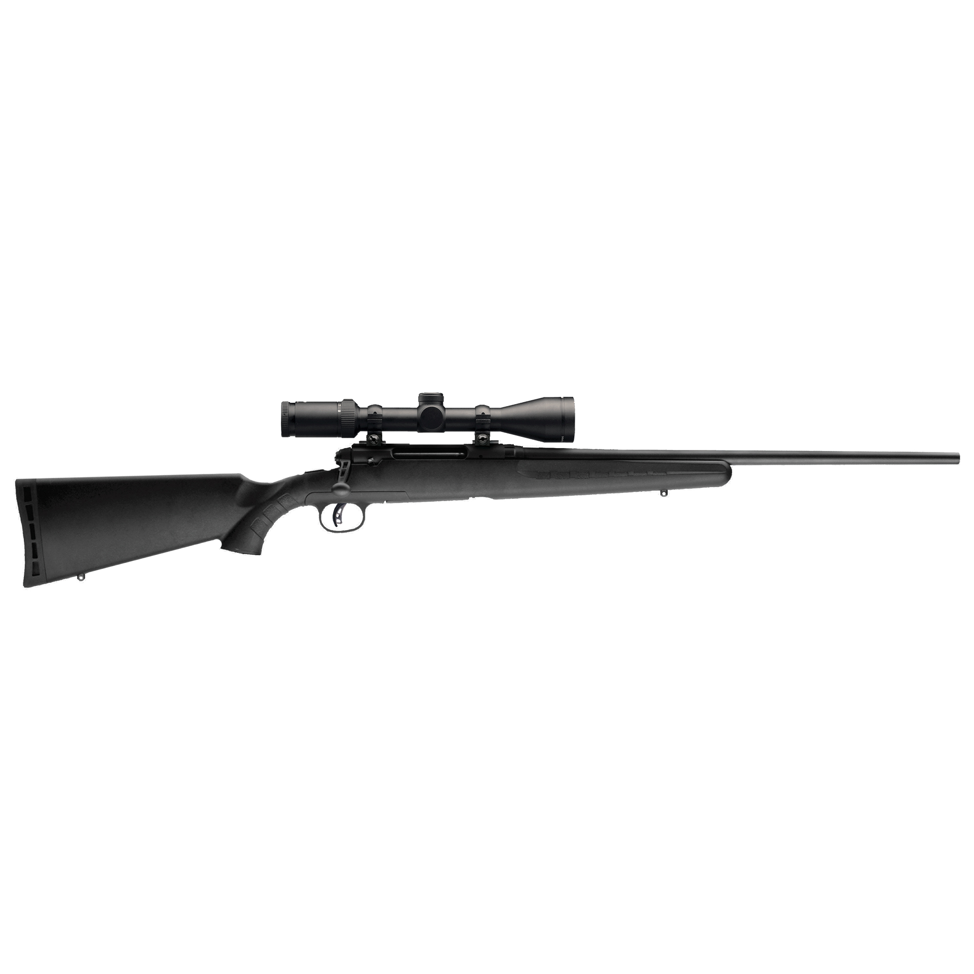Savage Axis II XP Centerfire Rifle Package