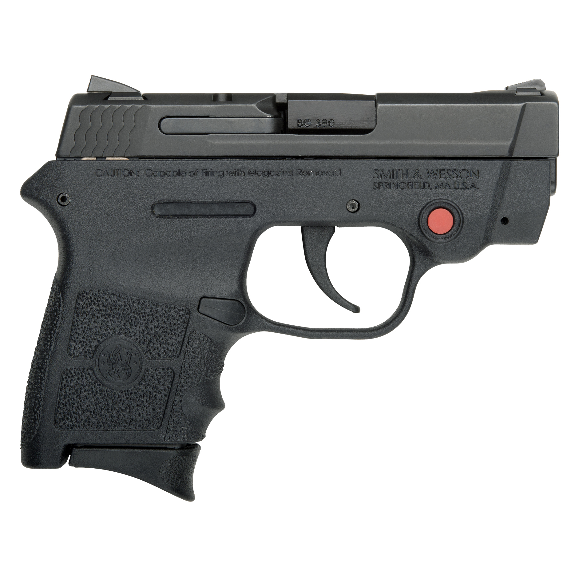 Smith & Wesson M & P Bodyguard 380 Handgun Package