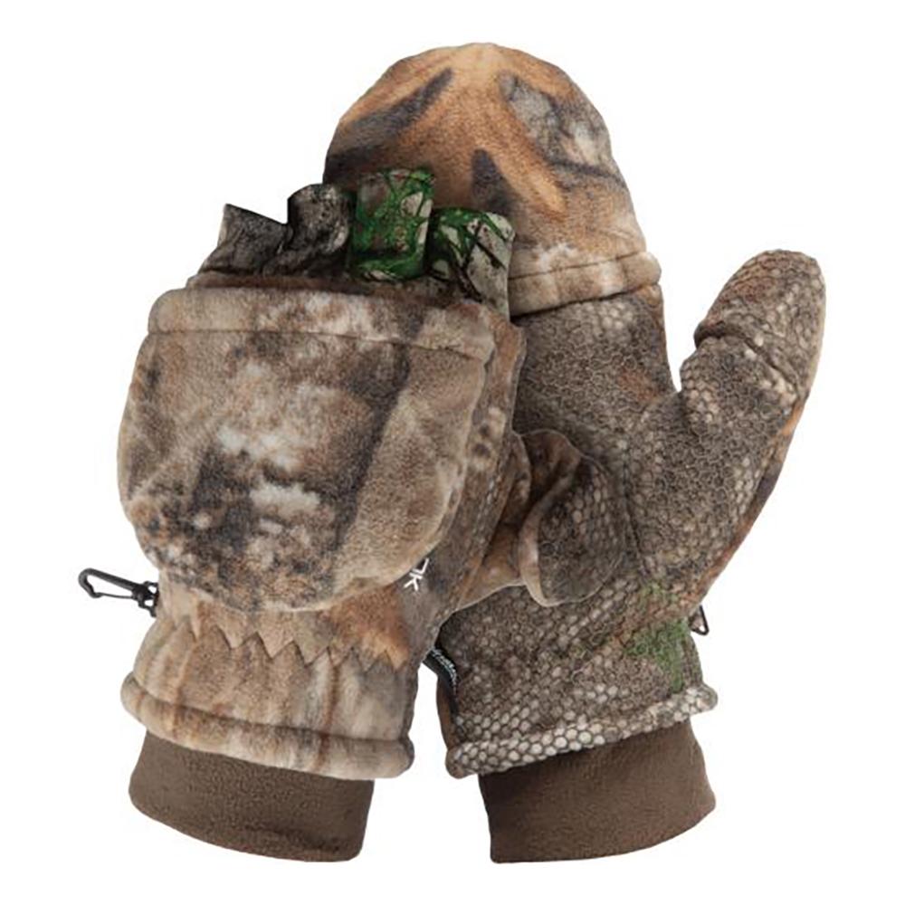 ScentLok Men's Fleece Pop-Top Glove