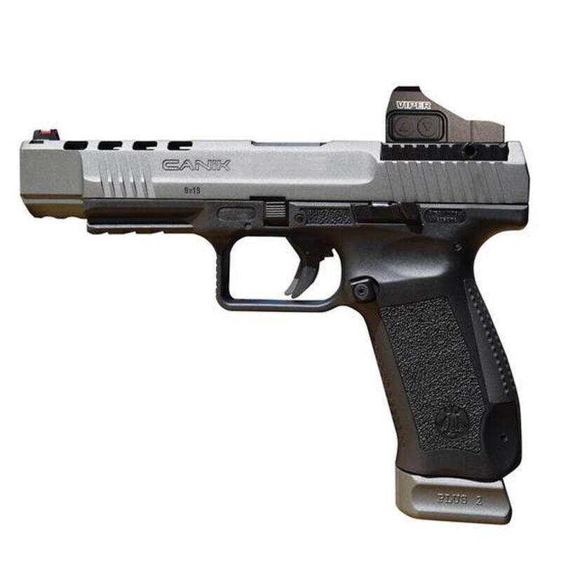 Century Arms Canik TP9SFX Semi-Auto Pistol, 9mm Luger
