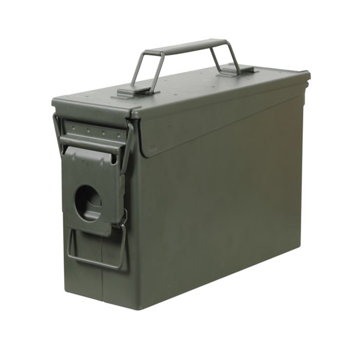 Fortress 30-Caliber Steel Ammo Can