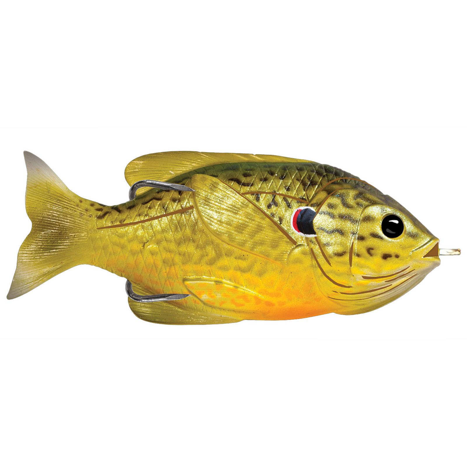 LIVETARGET Sunfish Hollow Body Lure
