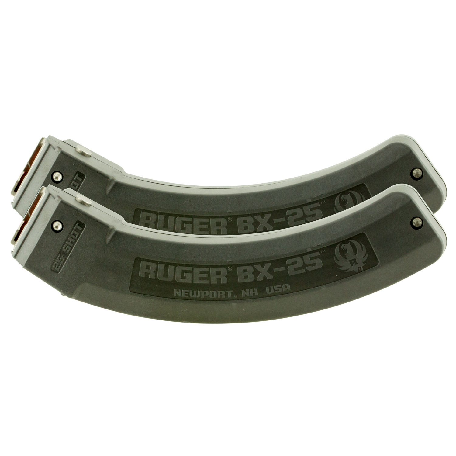 Ruger BX-25 Series 10/22 Magazine, 2-Pack