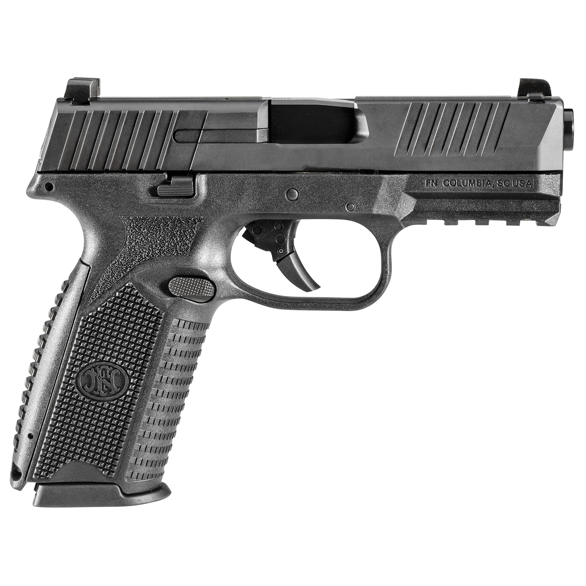FN 509 Handgun, 9mm Luger, Black
