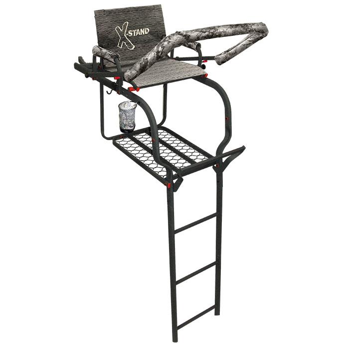 X-Stand Duke 20′ Ladder Stand