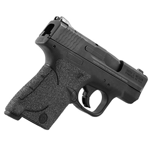 TALON Grips Adhesive Pistol Grips for Smith & Wesson M & P Shield 9mm/.40, Gran.