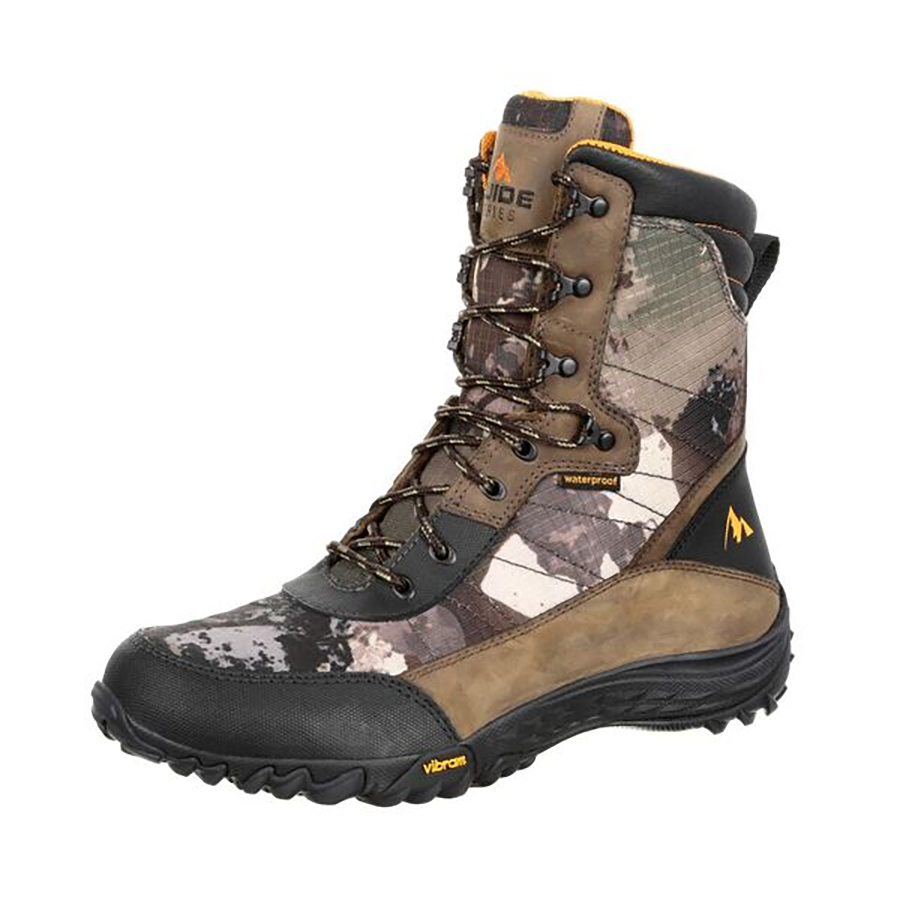 """Guide Series Men's Rival Waterproof 8"""" 400g Insulated Hunting Boot thumbnail"""