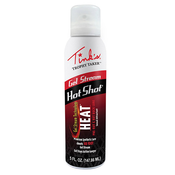 Tink's HEAT Synthetic Buck Lure Gel Stream Attractant