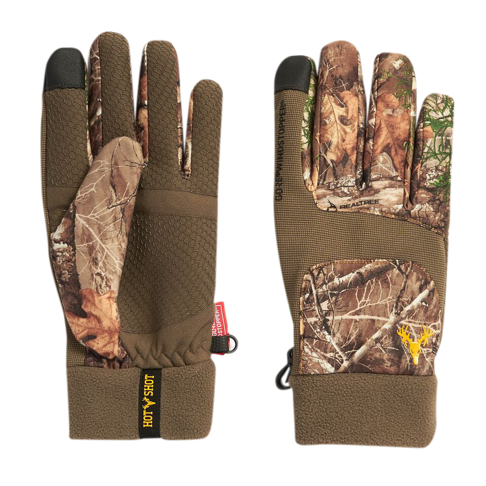 Hot Shot Men's Hunter GORE-TEX Touch Glove